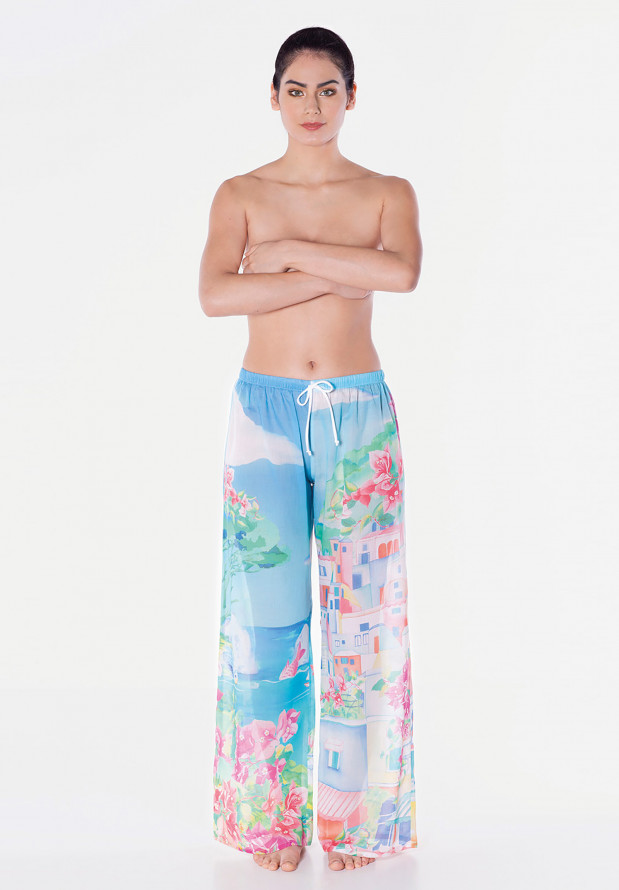 Trousers Flowers